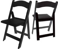 black drake chair rental